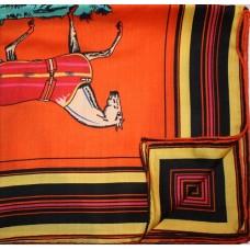 Платок Hermes 687-luxe premium-R