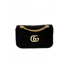 Сумка Gucci Marmont velvet shoulder bag 443497-luxe1R