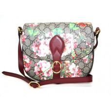 Сумка Gucci shoulder blooms bag 432150-luxe-R