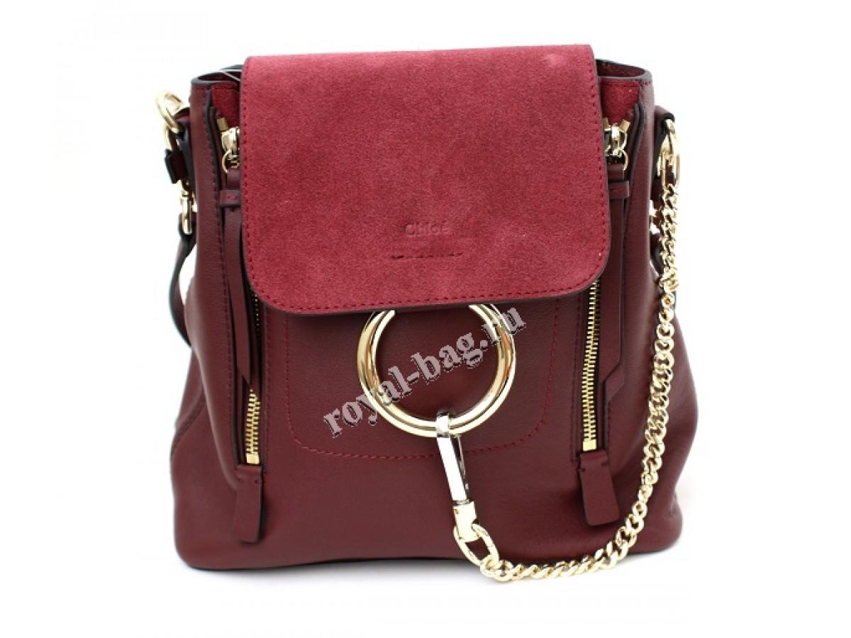 7c67382f6811 Рюкзак-сумка Chloe Faye 2088-luxe1R