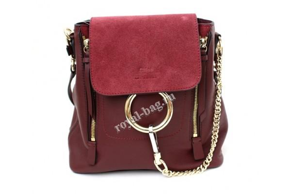 Рюкзак-сумка Chloe Faye 2088-luxe1R