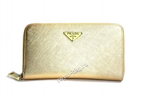 Кошелек PRADA leather Wallet 5305R