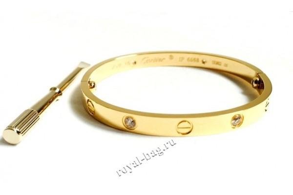 Браслет Cartier Love 7622R