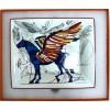 Фарфоровая мелочница, конфетница Hermes 745885-3R