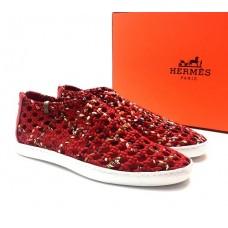 Мокасины Hermes 02189-luxe-R