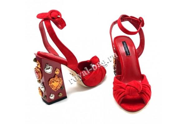 Туфли Dolce&Gabbana 5649-luxe-R
