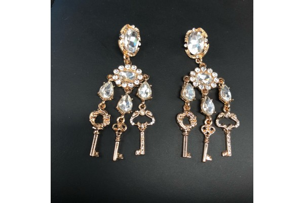 Серьги Dolce&Gabbana 8739-2R