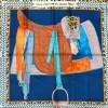 Платок Hermes 9721-luxe premium-R