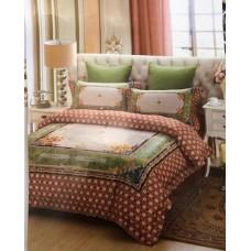 Комплект постельного белья Hermes 6011-luxe1R