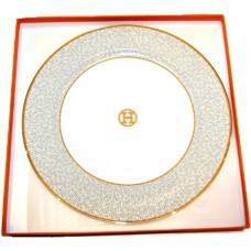 Большая постановочная тарелка Hermes 00589-34R