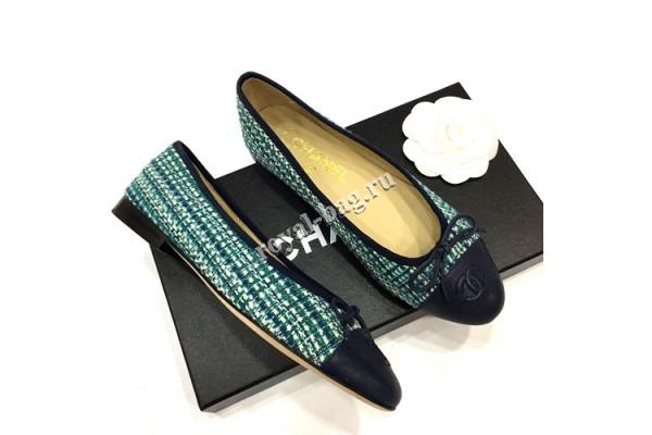 Балетки Chanel 1006-luxe6R