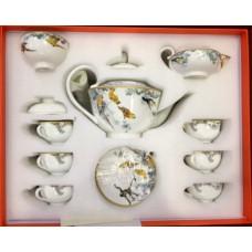 Чайный сервиз с ложками Hermes 4560R