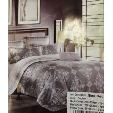 Комплект постельного белья Roberto Cavalli 6550-luxe19R