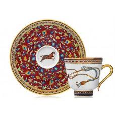 Кофейная пара Hermes 5885R