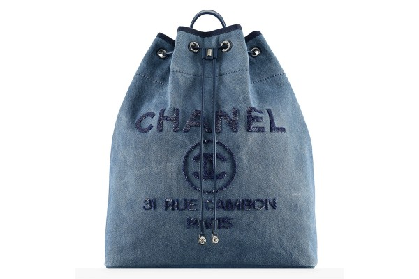 Рюкзак Chanel Deauville 69857-luxe1R