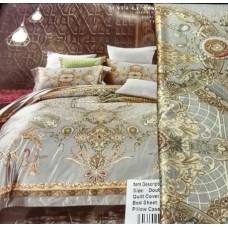 Комплект постельного белья Dolce&Gabbana 6552-luxe-R