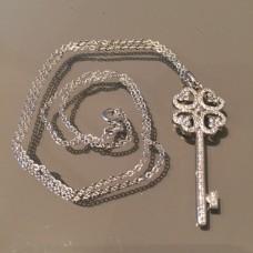 Подвеска Tiffany&Co. на цепочке 002100-luxe-R