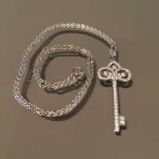 Подвеска Tiffany&Co. на цепочке 001800-luxe-R