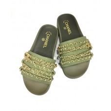 Шлепанцы Chanel 058806-luxe premium1R