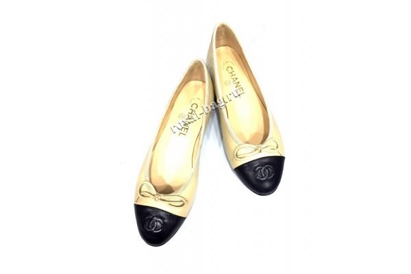 Балетки Chanel 1008-luxe5R