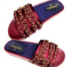 Шлепанцы Chanel 058805-luxe7R