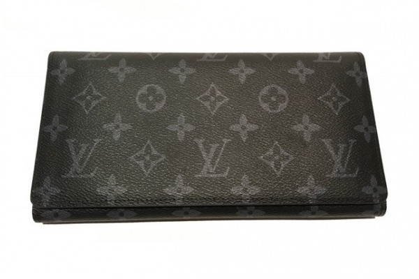 Кошелек Louis Vuitton Monogram Eclipse 63715-luxe-R