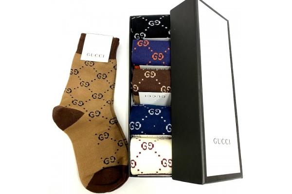 Носки Gucci  8556-luxe-R