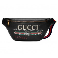 Сумка на пояс Gucci bag 401294-luxe6R
