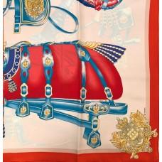 Платок HERMES 1433-luxe premium-R