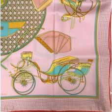 Шейный платок Hermes 0717-luxe premium-R