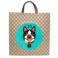 Сумка Gucci Supreme Bosco tote 450950-luxe-R