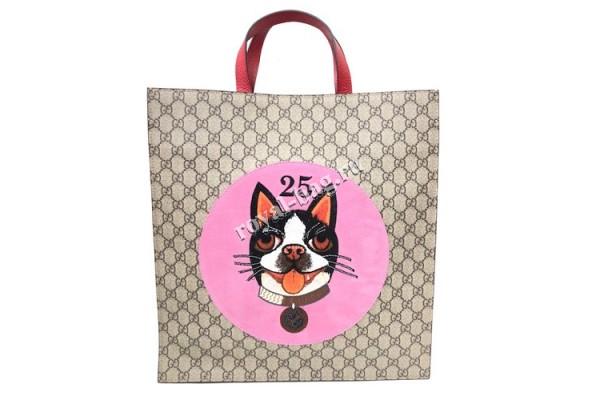 Сумка Gucci Supreme Bosco tote 450950-luxe1R