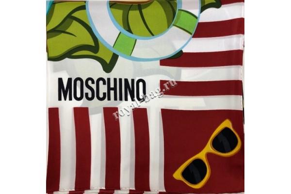 Платок Moschino 10815-luxe-R 23370fde173