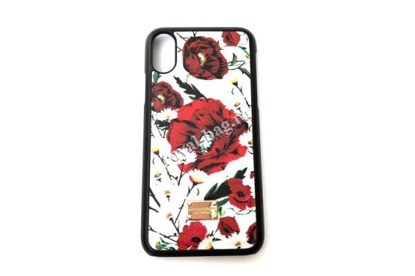Чехол Dolce&Gabbana для IPhone 6, 7, 8, Х арт. 6676-luxe8R