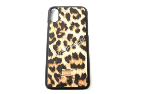 Чехол Dolce&Gabbana для IPhone 6, 7, 8, Х арт. 6676-luxe12R