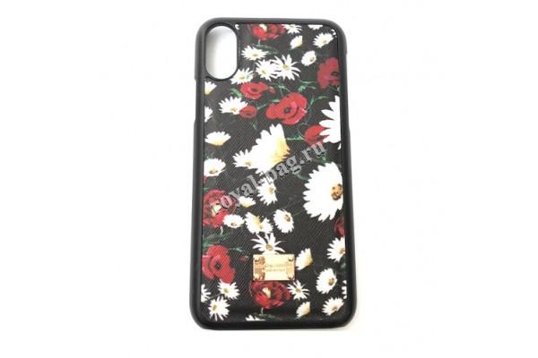 Чехол Dolce&Gabbana для IPhone 6, 7, 8, Х арт. 6676-luxe18R
