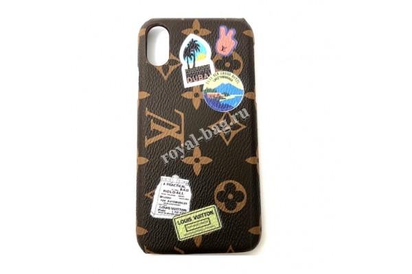 Чехол Louis Vuitton для IPhone 6, 7, 8, Х арт. 6676-luxe27R