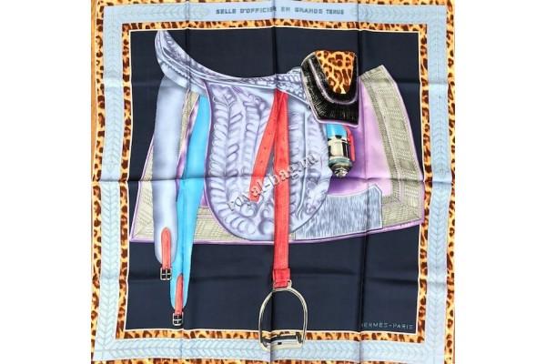 Платок Hermes 9723-luxe premium-R