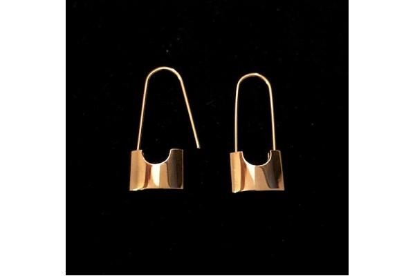 Серьги CELINE 4322-luxe8R