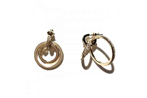 Серьги Chanel 8645-luxe5R