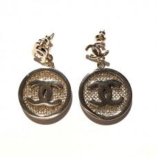 Серьги Chanel 8645-luxe7R