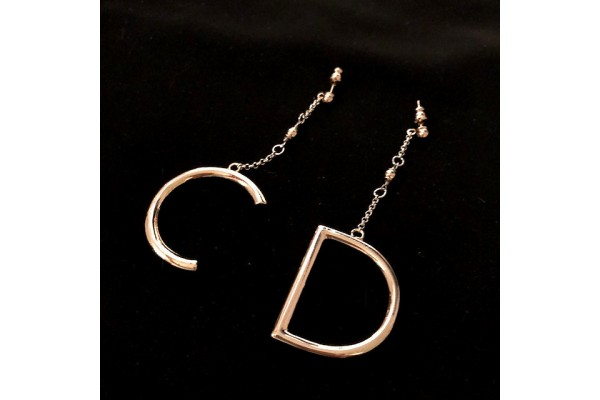 Серьги Dior C1000-luxe77R