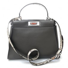 Сумка Fendi Peekaboo Tote 9016-luxe premium-R