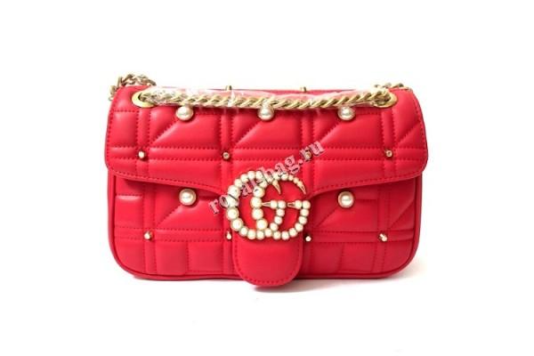 Сумка Gucci Marmont 48899-2R