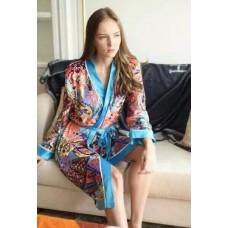 Домашний халат Hermes 140318-luxe-R