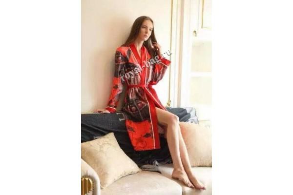 Домашний халат Hermes 140318-luxe2R