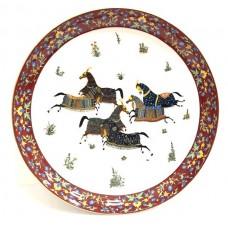 Круглое блюдо Hermes 00589-38R