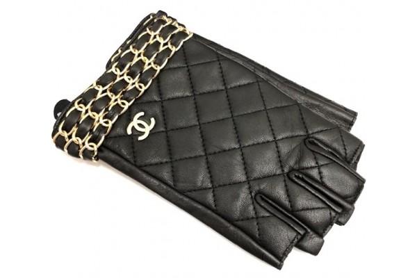 Перчатки автоледи Chanel 0420-luxe15R