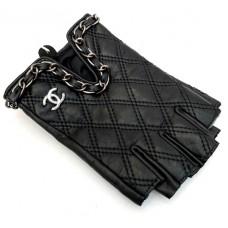 Перчатки автоледи Chanel 0420-luxe18R