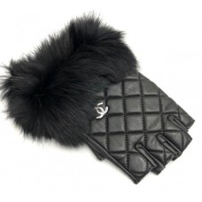 Перчатки автоледи Chanel 0420-luxe19R
